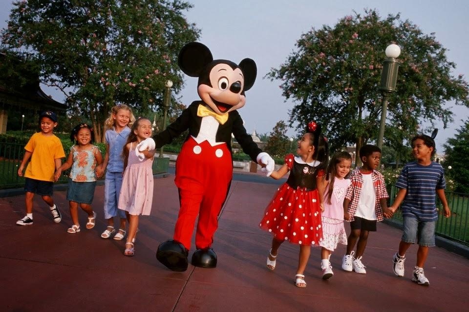 Realize o Sonho de Seus Filhos de Viajar para Disney com um Consórcio! (foto: internet)