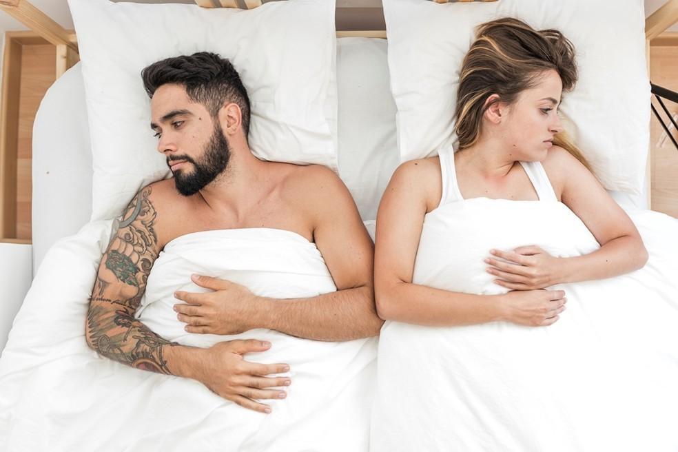 Como lidar com a ejaculação precoce do parceiro? (Foto: internet)