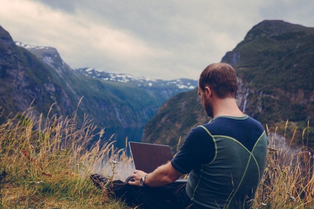 5 ferramentas para trabalhar como nômade digital (Foto: pixabay)