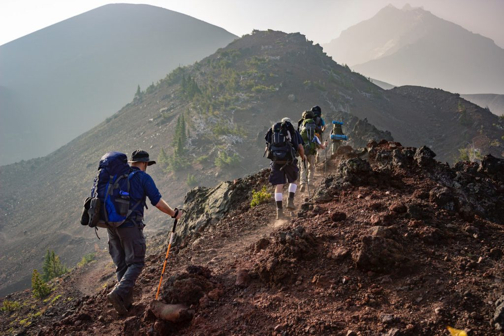 Saiba como escolher looks para fazer trilhas (Foto de Eric Sanman no Pexels)